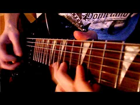Arch Enemy - Burning Angel COVER