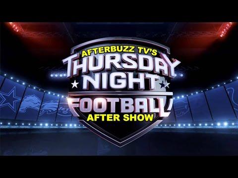 Thursday Night Football After Show | Jets vs. Bills | AfterBuzz TV