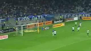 Melhores Momentos: Cruzeiro 1 x 1 Palmeiras - Copa Do Brasil 2017