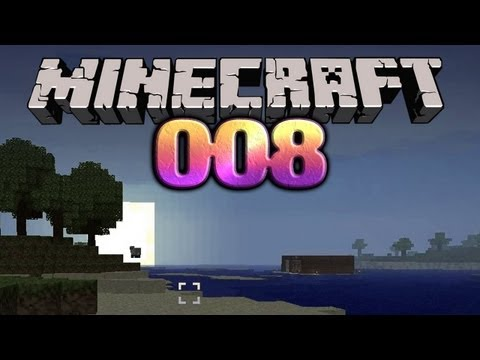 Let's Play Minecraft #008 [Deutsch] [HD] - Dagobert und Kohlenkeller