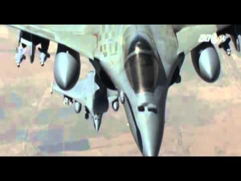 Pháp tiến hành cuộc không kích đầu tiên ở Iraq nhằm vào nhóm IS
