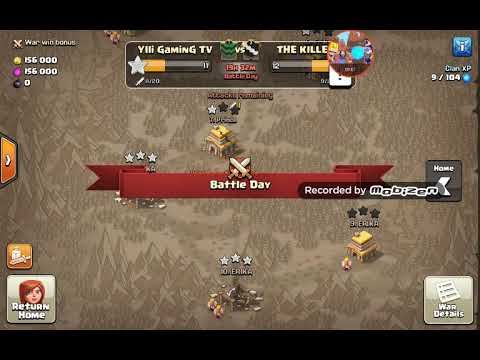 Video Shqip Clash Of Clans EP 3 Prezantimi Me Klanin Ylli GaminG TV Edhe Shutout D [ Ylli GaminG TV