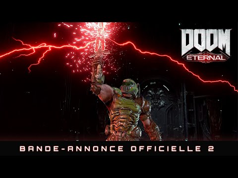 Bande-annonce officielle 2 de DOOM Eternal