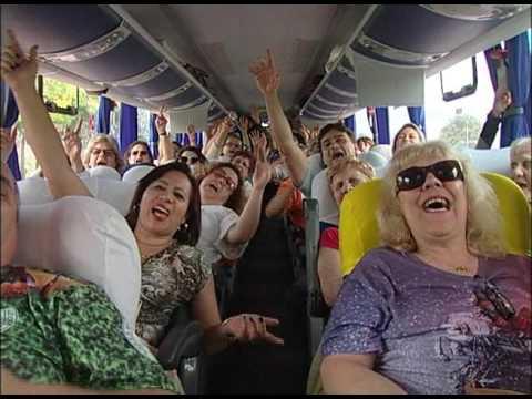Projeto agrada passageiros de ônibus.