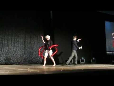 UniCon 2015 - The NOPE Squad as Kaneki Ken and Shinichi Izumi