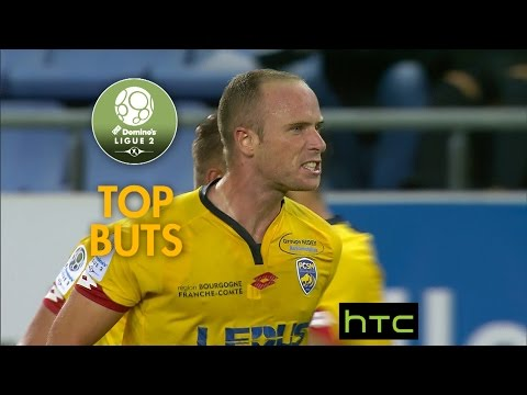 Top 10 buts | mi-saison 2016-17 | Domino's Ligue 2