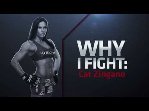 UFC 178%3A Cat Zingano - Why I Fight
