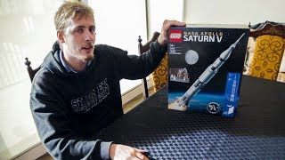Amazon Listing: http://amzn.to/2vwC500 Facebook: https://www.facebook.com/MakeTestBattle Patreon: https://www.patreon.com/maketestbattle #Lego NASA Apollo Saturn V RocketLunar LanderMake Test Battle Cameras: Canon 600D Audio: Takstar 698 music: https://soundcloud.com/the_moondragon/manuevers-free-download