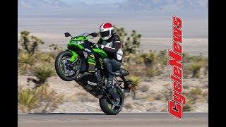 2. 2019 Kawasaki Ninja ZX-6R First Test - Cycle News