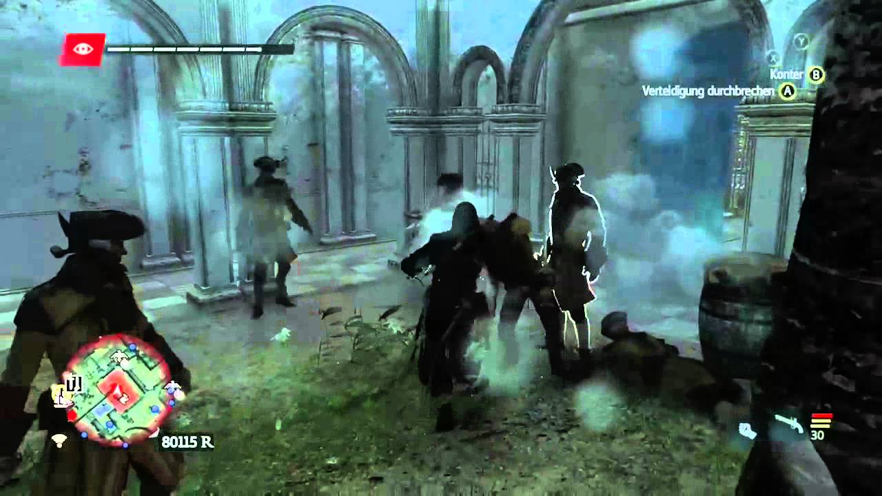 [AC4: Black Flag] BOOOM – Double Headshot