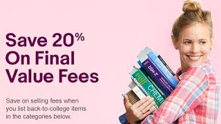 "http://struggleville.net/20-off-ebay-final-value-fees-special-offer/Website - http://www.struggleville.netAmazon Affiliate - http://amzn.to/1mWw3LveBay Affiliate - https://goo.gl/4FNz2CCoupons.com - http://struggleville.net/printable-couponsSwagbucks Affiliate - https://goo.gl/RjErCtSwagbucks Referral -  http://www.swagbucks.com/refer/StrugglevilleInstaGC - https://www.instagc.com/StrugglevillePrizeRebel - https://goo.gl/IBaLBaEarnably - https://goo.gl/iqcxlGGiftHulk - http://www.gifthulk.com/invite/PH880043End Screen Music:""Severe Tire Damage"" Kevin MacLeod (incompetech.com)Licensed under Creative Commons: By Attribution 3.0 Licensehttp://creativecommons.org/licenses/by/3.0/"