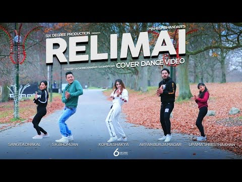 (RELIMAI | COVER DANCE VIDEO | MAHESH BHANDARI feat Mr. RJ - Duration: 4 minutes, 6 seconds.)