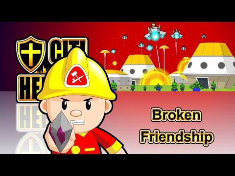 "Citi Heroes EP113 ""Broken Friendship"""