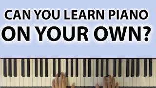 Video Can you teach yourself piano? - 5 mistakes and how to avoid them MP3, 3GP, MP4, WEBM, AVI, FLV Agustus 2018