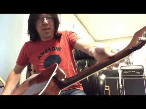 Tomo Fujita Guitar Lesson #1 / Less time, the most effective fingering exercise