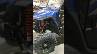7. 2019 Yamaha Wolverine X4 Special Edition