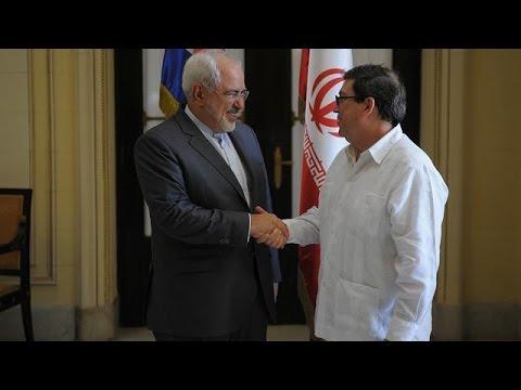 Κούβα: Η επίσκεψη του Ιρανού υπουργού Εξωτερικών στην Αβάνα