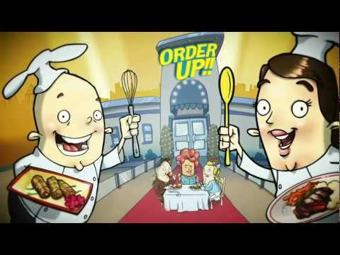 Order Up!! On The Playstation 3!