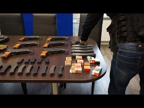 Πολωνία: Εξαρθρώθηκε κύκλωμα λαθρεμπορίας όπλων