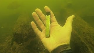 Video I Found a JUUL Underwater in the River While Scuba Diving! (River Treasure) MP3, 3GP, MP4, WEBM, AVI, FLV Januari 2019