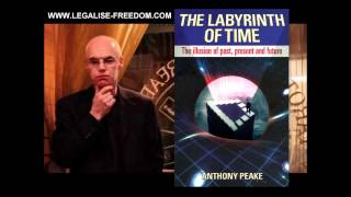 The Labyrinth of Time, Anthony Peake