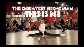 Video The Greatest Showman - This Is Me | Hamilton Evans Choreography MP3, 3GP, MP4, WEBM, AVI, FLV April 2018