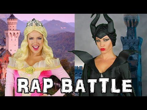 Video Rap Battle Aurora vs Maleficent. Family Friendly from DisneyToysFan download in MP3, 3GP, MP4, WEBM, AVI, FLV January 2017