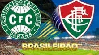 FICHA TÉCNICA CORITIBA 2 X 1 FLUMINENSE Local: Estádio Major Antônio Couto Pereira, em Curitiba (PR) Data: 6 de junho...