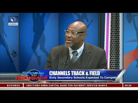 Expert Lauds Organisers Of Channels TV Track & Field Initiative |Sports This Morning|
