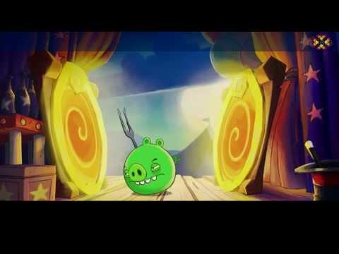 rovio - Scarica Angry Birds Seasons: Abra-ca-bacon da qui: http://soft.lc/12A04HI Ritorna il gioco Rovio più divertente, Angry Birds Seasons sarà aggiornato. In ques...