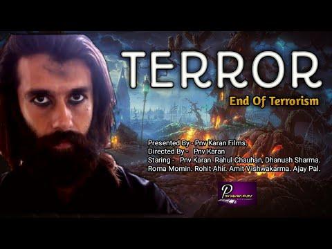 Terror | Hindi short film | suspense | thriller | Inspirational | #AwardWinning | Pnv karan Films