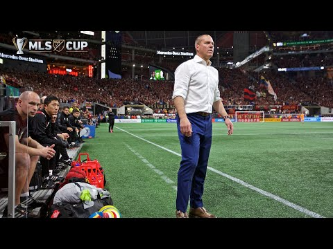 Video: Giovanni Savarese | Atlanta United 2, Timbers 0 | MLS Cup | Dec. 8, 2018