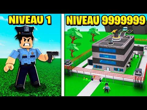 MA PRISON NIVEAU 999,999,999 DANS ROBLOX !