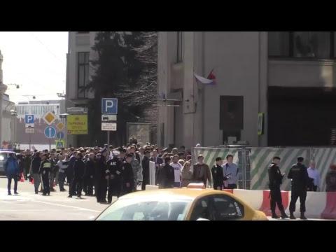Прямая трансляции Открытой России с общероссийской акции \надоел\ - DomaVideo.Ru