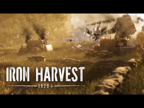 Iron Harvest : Iron Harvest – Skirmish Gameplay Trailer