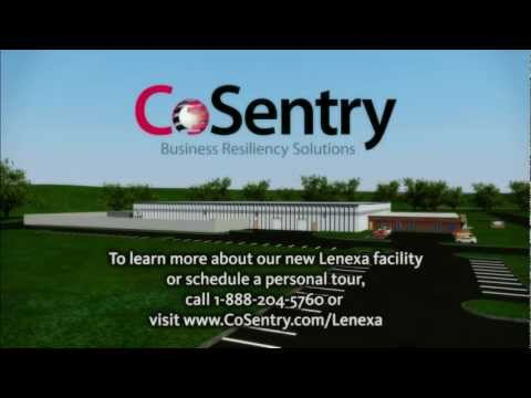 CoSentry's new Lenexa Data Center
