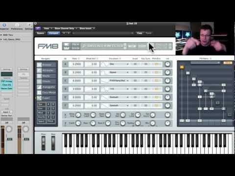 Intro to TOXIC FM8 Patches Video Tutorial