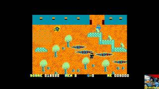 Who Dares Wins II (Amstrad CPC Emulated) by ILLSeaBass