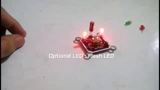 First prototype to help kids learning (tilt) sensor.Developed by Gerai Cerdas (www.geraicerdas.com) in collaboration with MyoKidz (www.myokidz.com)