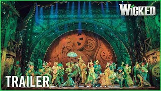 Wicked UK | Celebrating 10 Years in London's West End – Trailer