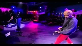 "Nirvana-School ""Live & Loud MTV 93"" HD"