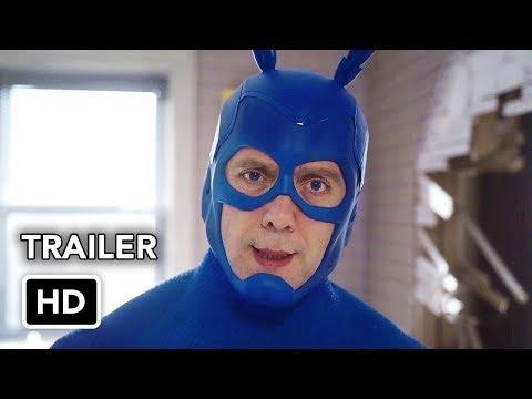 The Tick Season 2 Trailer (HD) Amazon Superhero comedy series