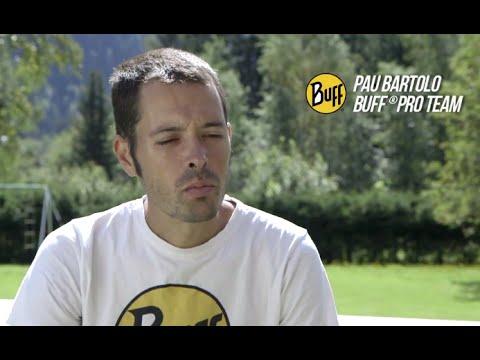 Pau Bartoló UTMB® 2014 – BUFF® PRO TEAM