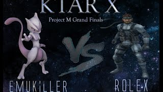 NY's Rolex vs NJ's Emukiller @ KTAR X, possibly one of the most intense PM sets ever