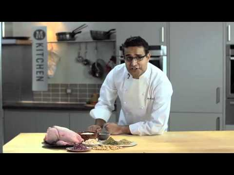 Atul Kochhar's Chicken Korma from M Kitchen