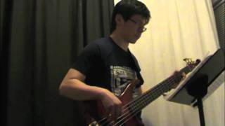 Footloose - Bass Cover