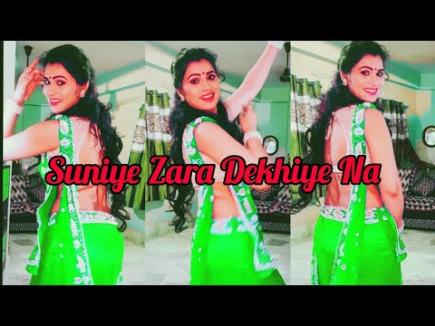 Suniye Zara Dekhiye Na/Dance cover/Old Bollywood song.