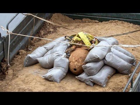 Κορδελιό: Τέλος στο θρίλερ με τη βόμβα του Β' Παγκοσμίου Πολέμου