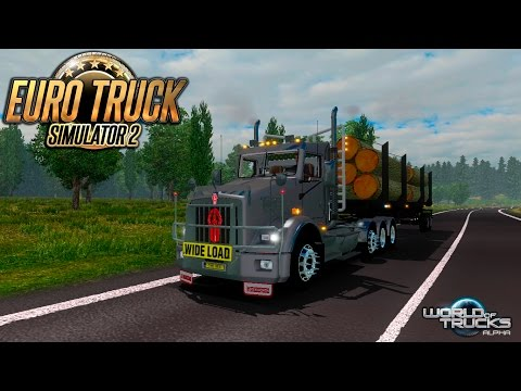 Kenworth T800 Version Final 1.20