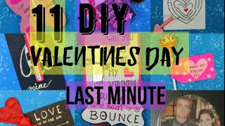 LAST MINUTE Valentine's Day GIFT IDEAS [CHEAP|EASY|CREATIVE]